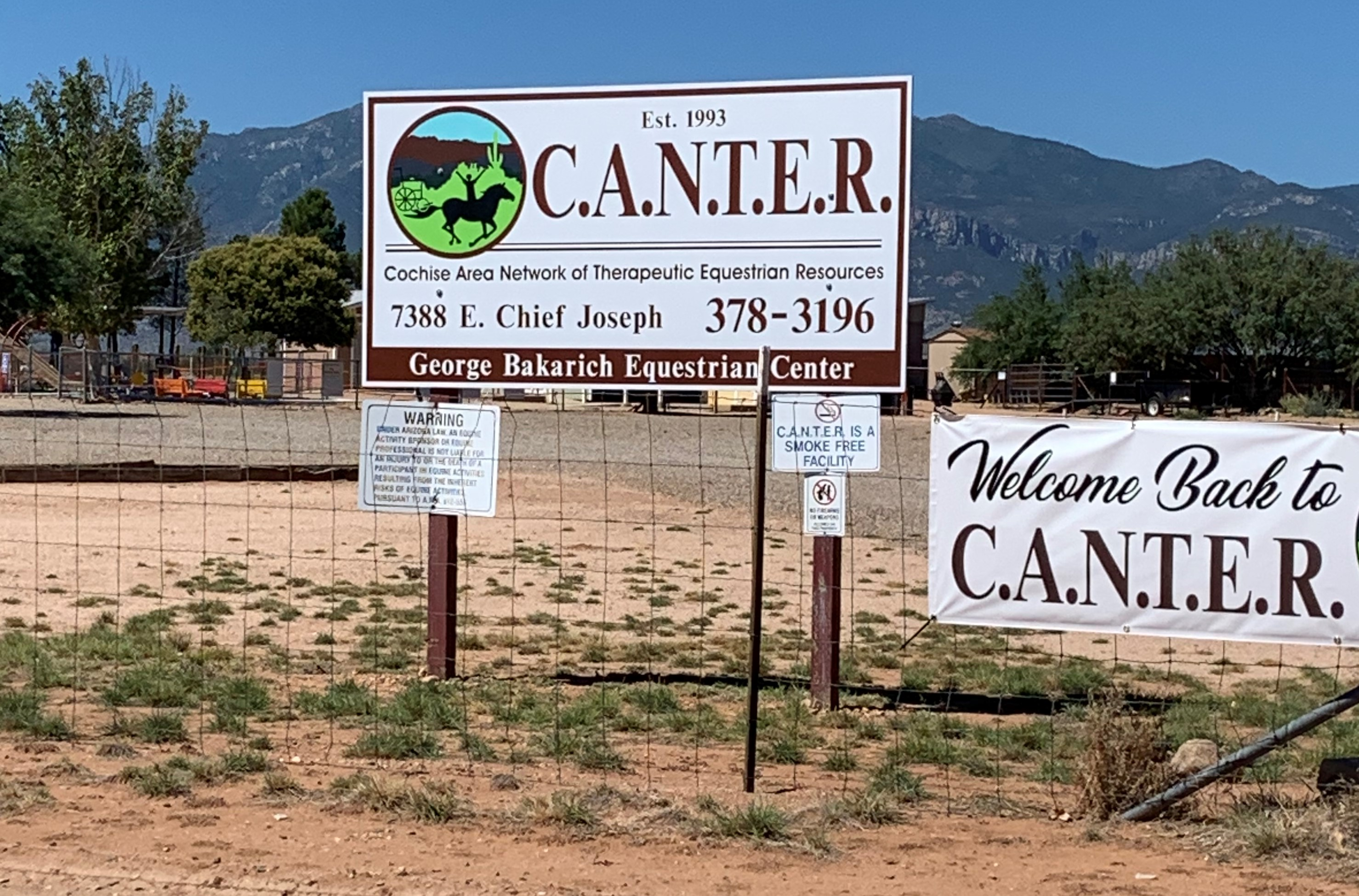 CANTER Therapeutic Riding Center