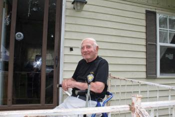 Purple Heart Homes' 600th Veteran
