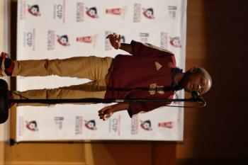 Stacey, America SCORES Cleveland poet-athlete