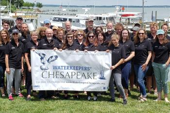 Waterkeepers Chesapeake's Board Members, Staff, and Waterkeeper Members