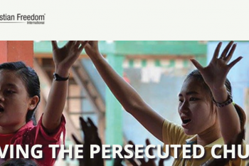 Serving the Persecuted Church