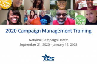 CAMPAIGN MANAGEMENT TRAINING