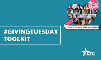 Cover of the #GivingTuesday Toolkit